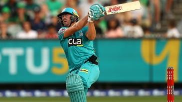 AB de Villiers goes aerial