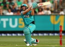 AB de Villiers goes aerial, Melbourne Stars v Brisbane Heat, BBL 2019-20, Melbourne, January 25, 2020
