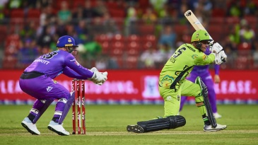 Sydney Thunder and Hobart Hurricanes have 11 points each going into their final league fixtures