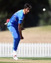 Ishan Porel picked up three wickets, New Zealand A v India A, 3rd one-dayer, Christchurch, January 26, 2020