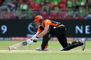 Cameron Bancroft was steady, but couldn't lift the scoring rate, Sydney Thunder v Perth Scorchers, Big Bash League 2019-20, Sydney, January 26, 2020