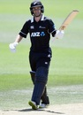 Todd Astle chipped in with a crucial half-century, New Zealand A v India A, 3rd one-dayer, Christchurch, January 26, 2020