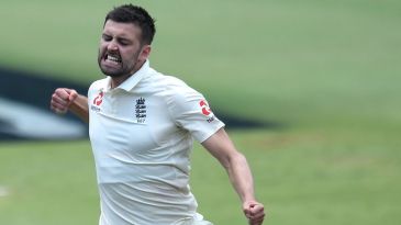 Mark Wood took his second Test five-for