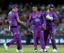 Clive Rose bowled two overs, and got a wicket in each of them, Adelaide Strikers v Hobart Hurricanes, Big Bash League 2019-20, Adelaide, January 26, 2020