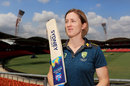 Rachael Haynes at the Sydney Showground Stadium which will host the opening World Cup match, January 13, 2020