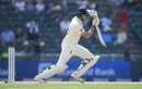 Joe Root drives down the ground, South Africa v England, 4th Test, Day 3, Johannesburg, January 26, 2020