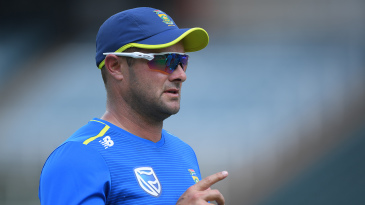 Mark Boucher's side have endured a difficult series