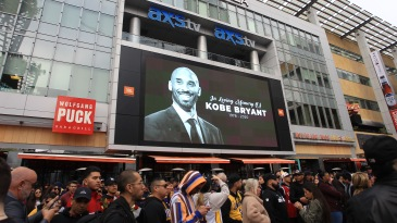 Los Angeles remembers Kobe Bryant after he passed away in a helicopter crash