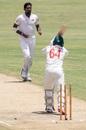 Suranga Lakmal bowls Kevin Kasuza, Zimbabwe v Sri Lanka, 2nd Test, Harare, 1st day, January 27, 2020