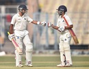Anustup Majumdar and Shreevats Goswami get together, Ranji Trophy 2019-20, January 27, 2020