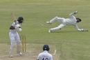 Regis Chakabva drops Oshada Fernando off Victor Nyauchi, Zimbabwe v Sri Lanka, 2nd Test, Harare, 2nd day, January 28, 2020