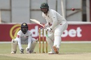 Brendan Taylor gets ready to face a ball, Zimbabwe v Sri Lanka, 2nd Test, Harare, 4th day, January 30, 2020