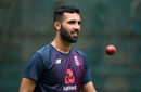 Saqib Mahmood worked closely with Darren Gough on England's tour of New Zealand, Hamilton, November 27, 2019