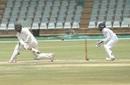 Brendan Taylor plays a sweep, Zimbabwe v Sri Lanka, 2nd Test, Harare, 4th day, January 30, 2020
