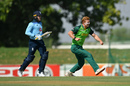 Stephan Tait struck early, Cricket South Africa Invitational XI v England, Tour Match, Paarl, January 31, 2020