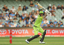Alex Hales' strong finish to the tournament continued with a half-century, Adelaide Strikers v Sydney Thunder, Adelaide, The Knockout, BBL09, February 1, 2020