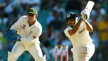 VVS Laxman reminds everyone of his class, as India end day one on a happy note