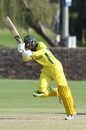 Tanveer Sangha flicks it off his pads, Australia v Australia, Under-19 World Cup 2020, Potchefstroom, February 2, 2020