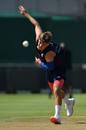 Sam Curran bowls in training, England training, Newlands, February 3, 2020
