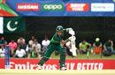 Rohail Nazir drives through the off side, India v Pakistan, U-19 World Cup semi-final, Potchefstroom, February 4, 2020