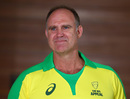 Matthew Hayden at a Cricket Australia media event, Brisbane, February 5, 2020