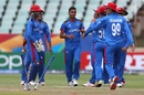 Shafiqullah Ghafari picked up four top- and middle-order wickets, South Africa v Afghanistan, Under-19 World Cup 2020, 7th Place Play-off, Benoni, February 5, 2020