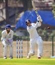 K Gowtham played a fine hand with the bat, Karnataka v Madhya Pradesh, Ranji Trophy 2019-20, Shimoga, February 5, 2020