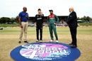 Akbar Ali won the toss and invited New Zealand to bat, Bangladesh v New Zealand, U-19 World Cup semi-final, Potchefstroom, February 6, 2020
