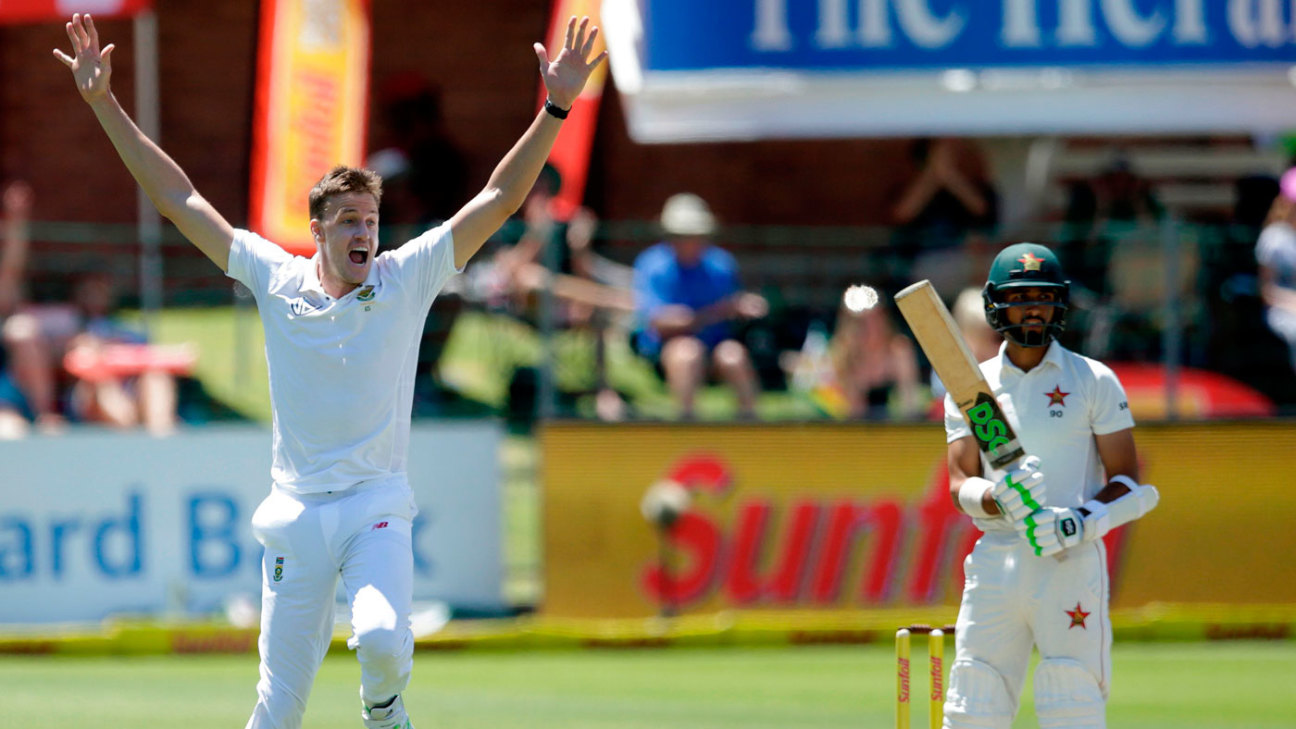 South Africa and Zimbabwe played a four-day Test (that finished in two days) in October 2017, as part of an ICC-approved trial of the format