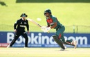 Towhid Hridoy whips one away through the on side, Bangladesh v New Zealand, U-19 World Cup semi-final, Potchefstroom, February 6, 2020