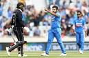 Shardul Thakur got rid of Tom Blundell, New Zealand v India, 2nd ODI, Auckland, February 8, 2020