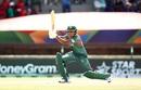 Tanzid Hasan drills one through the off side, Bangladesh U-19s v India U-19s, Final, Potchefstroom, February 9, 2020