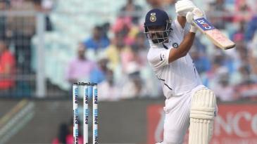 Ajinkya Rahane scored an unbeaten century