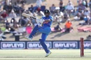 Manish Pandey swivels to play a pull, New Zealand v India, 3rd ODI, Mount Maunganui, February 11, 2020