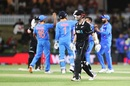 Kane Williamson was dismissed by Yuzvendra Chahal in his comeback game, New Zealand v India, 3rd ODI, Mount Maunganui, February 11, 2020