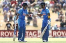 Shreyas Iyer and KL Rahul added 100 runs for the fourth wicket, New Zealand v India, 3rd ODI, Mount Maunganui, February 11, 2020