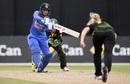 Smriti Mandhana struck a 37-ball 66, Australia v India, Australia v India, women's T20I tri-series final, Melbourne, February 12, 2020
