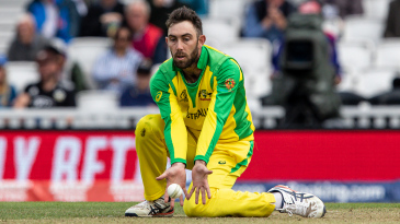 Glenn Maxwell is expected to take six to eight weeks to recover