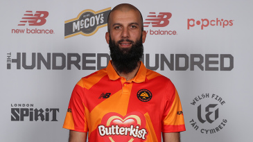 Moeen Ali is a local icon player for Birmingham Phoenix