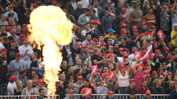 The ECB hopes to attract a more diverse range of fans to the Hundred