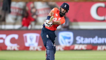 Moeen Ali was at his free-scoring best