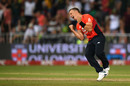 Tom Curran claimed two in two balls to finish, South Africa v England, 2nd T20I, Durban, February 14, 2020