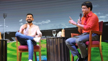 Sourav Ganguly and Virat Kohli have been on the same page when it comes to day-night Tests