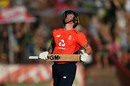 Ben Stokes reacts after being dismissed by Lungi Ngidi, South Africa v England, 3rd T20I, Centurion, February 16, 2020