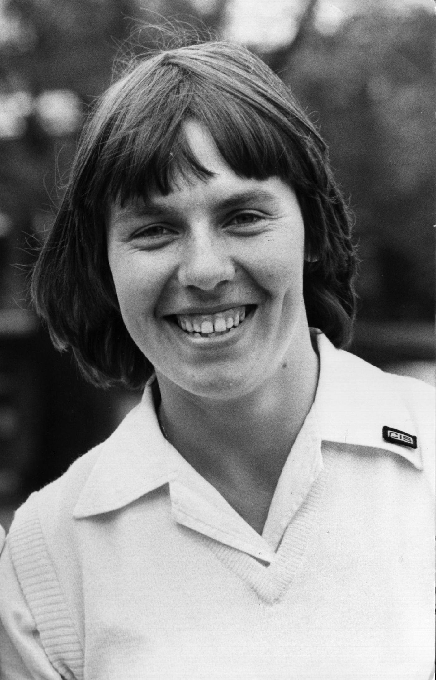 Jane Powell, former England captain: