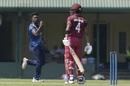 Asitha Fernando trapped Shai Hope, Sri Lanka Cricket XI v West Indians, tour game, Colombo, February 17, 2020