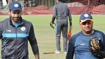 Irfan Pathan and Milap Mewada have been the brains behind the team's success