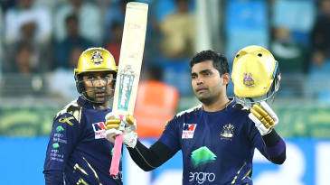 Umar Akmal played a big role in Quetta Gladiators' title win last season