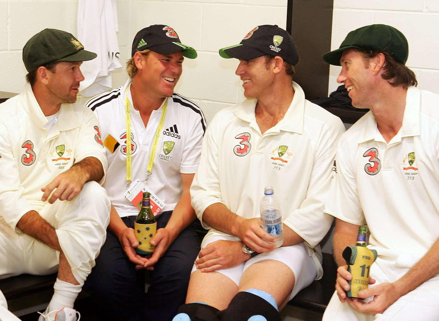 Four 2006-07 Ashes winners in the XI? Yes please