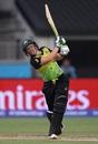 Alyssa Healy hits over the top, Australia v India, Women's T20 World Cup, Sydney, February 21, 2020
